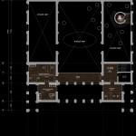 План 2 этажа. Антресоль