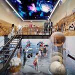 Экспозиционный зал 5. Освоение новых технологий. Космос